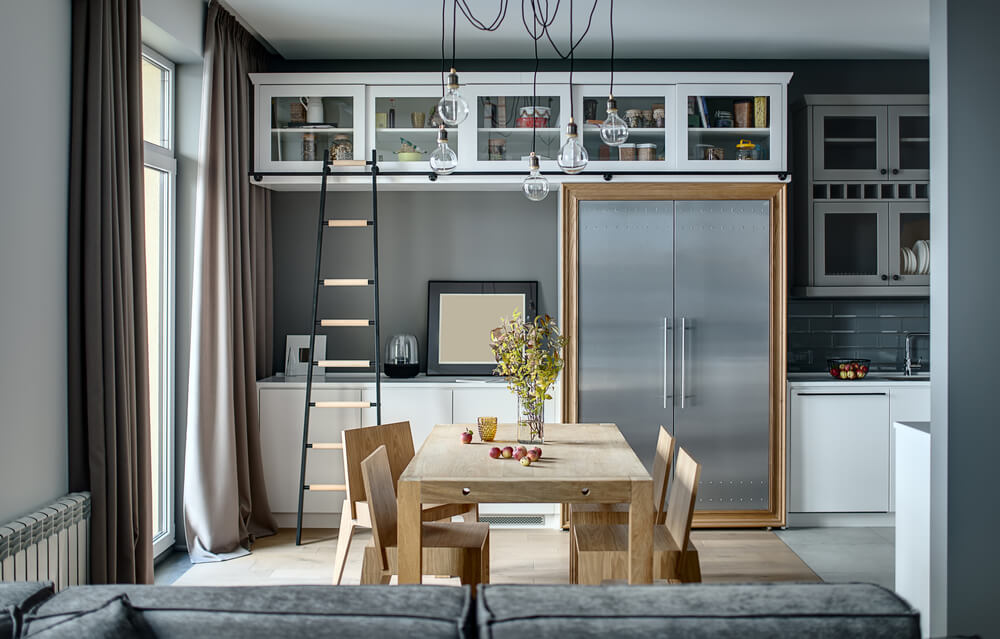 Open Plan vs Closed Plan Kitchens