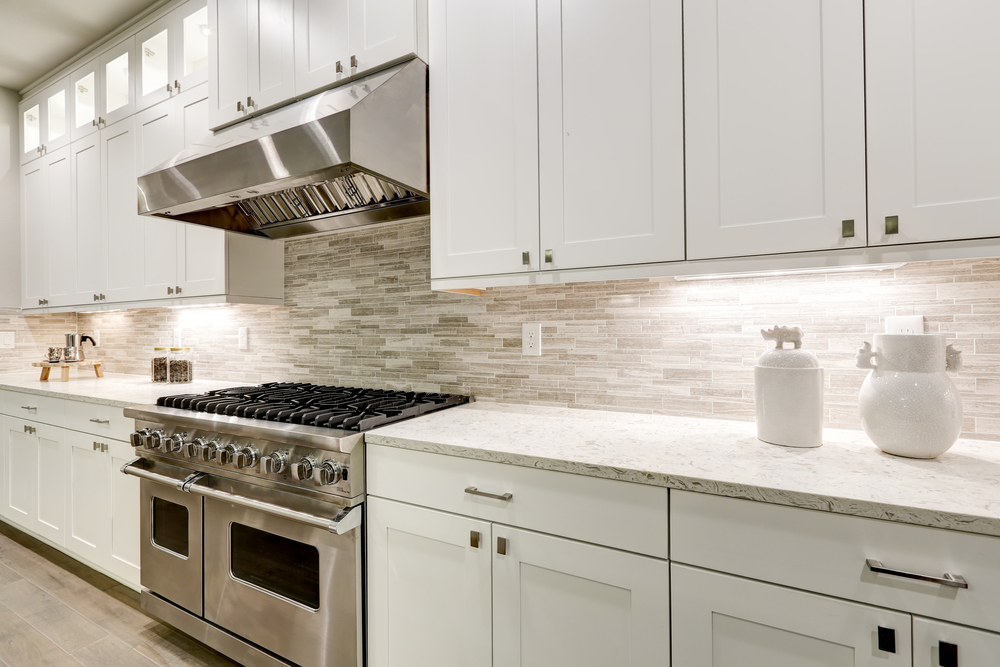 Marble counters in Shaker